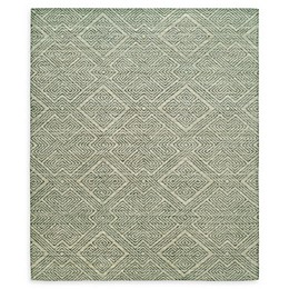 Natori® Shangri-La Interlock Hand-Loomed Area Rug
