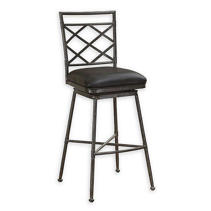 stools sydney furniture american heritage billiards sydney stool in rustic pewter