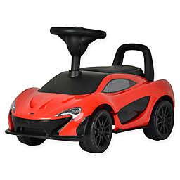 Best Ride On Cars® McLaren Push Car in Red