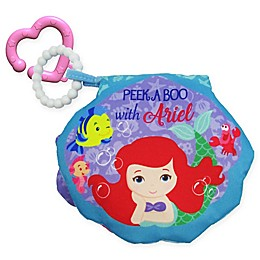 "Kids Preferred Disney® Baby ""Peek-A-Book With Ariel"" Soft Book"