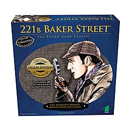 John N. Hansen Co. 221B Baker Street The Master Detective Game Deluxe Edition