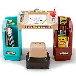 Simplay3® Create & Store Art Desk