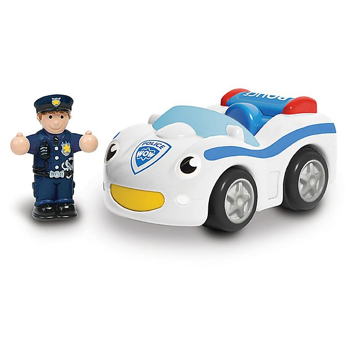 Alternate image 1 for WOW Cop Car Cody