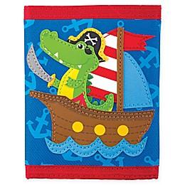 Stephen Joseph® Alligator Pirate Wallet