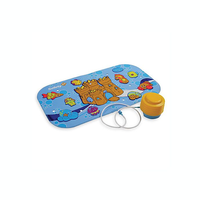 Alternate image 1 for Safety 1st® Bubble Time Bath Mat