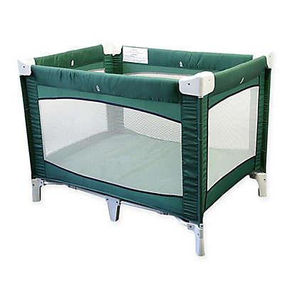 LA Baby® Portable Playard in Green
