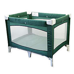 LA Baby® Portable Playard in Green