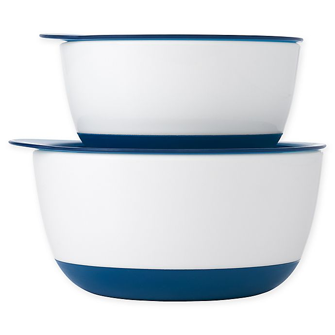 Alternate image 1 for OXO Tot® 2-Piece Bowl Set with Lids