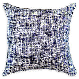American Colors Brand Textured Square Throw Pillow