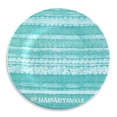 Margaritaville® Tie Dye Dinner Plate in Blue