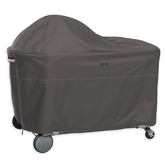Alternate image 1 for Classic Accessories® Ravenna Weber® Summitt® 62-Inch Grill Cover