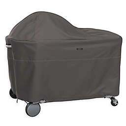 Classic Accessories® Ravenna Weber® Summit® 62-Inch Grill Cover in Dark Taupe