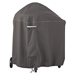 Classic Accessories® Ravenna Weber® Summit® 110-Inch Grill Cover in Dark Taupe