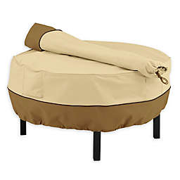 Classic Accessories® Veranda Fire Pit Grill Cover and Storage Bag
