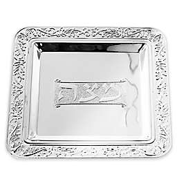 Legacy Fine Gifts & Judaica Silver-Plated Matzah Tray