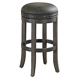 American Heritage Billiards Sonoma Bar Stool in Glacier