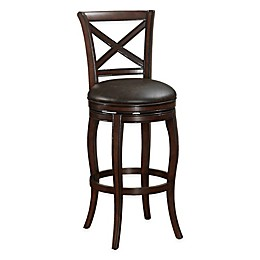 American Heritage Billiards Portland Swivel Bar Stool