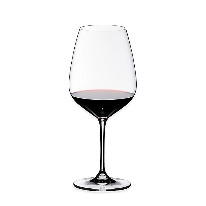 Alternate image 1 for Riedel® Heart to Heart Cabernet Sauvignon Wine Glasses Buy 3 Get 4 Value Set