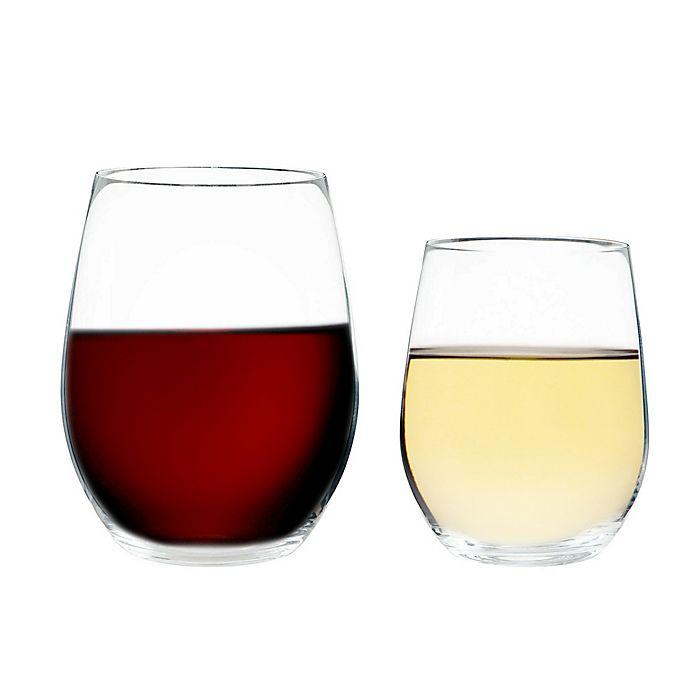 20fde71f305 Riedel® O Cabernet/Merlot + Viognier/Chardonnay Stemless Wine Glasses Buy 3  Get 4 Value Set