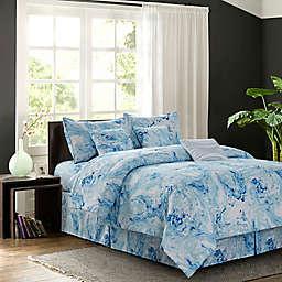 R2Zen Carrera 7-Piece Reversible Comforter Set
