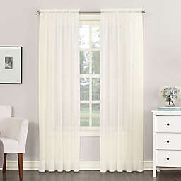 No.918® Emily 54-Inch Rod Pocket Sheer Window Curtain Panel