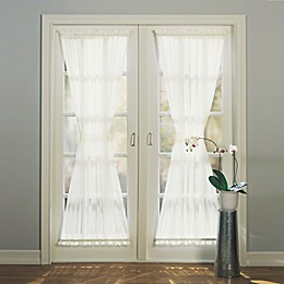 No.918® Emily Rod Pocket Sheer Door Panel