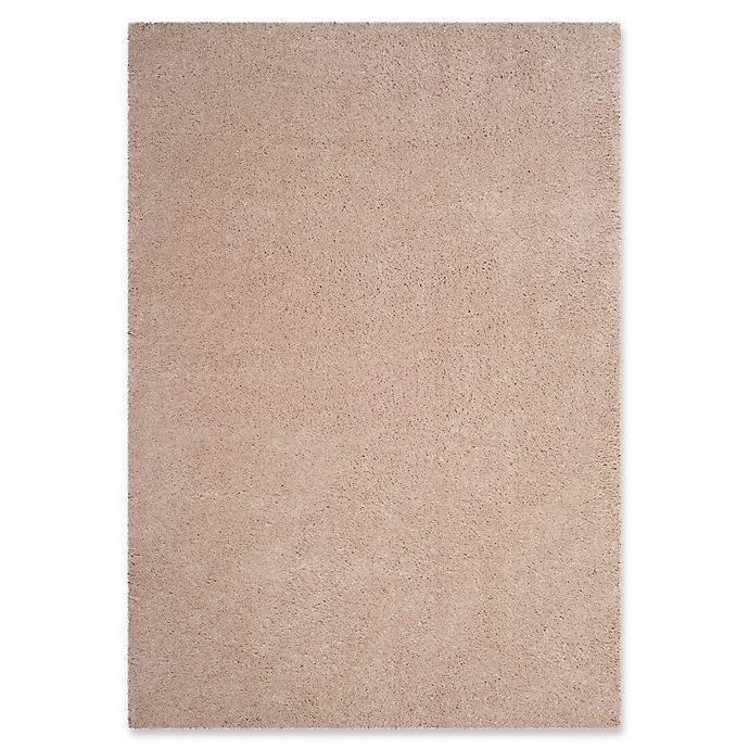 Alternate image 1 for Safavieh Colorado Shag 4' x 6' Aspen Rug in Beige