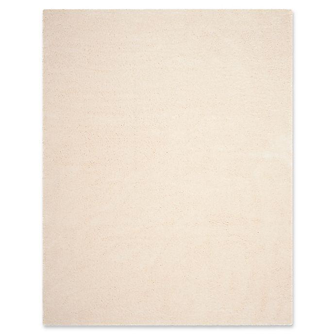 Alternate image 1 for Safavieh Colorado Shag 8' x 10' Aspen Rug in Creme