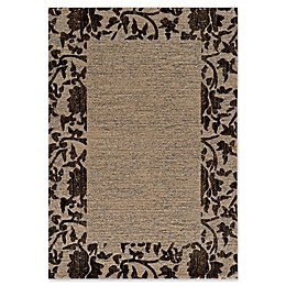 Momeni Dream Border Power-Loomed 9'3 x 12'6 Area Rug