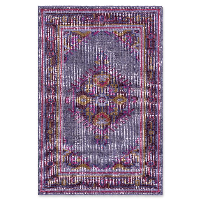 Alternate image 1 for Surya Zahra Classic 2' x 3' Accent Rug in Purple/Pink