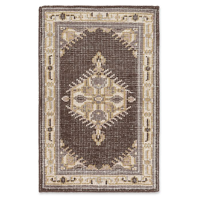 Alternate image 1 for Surya Zahra Classic 2' x 3' Accent Rug in Brown/Grey
