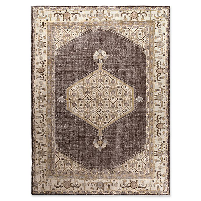 Alternate image 1 for Surya Zahra Classic 8' x 11' Area Rug in Brown/Grey