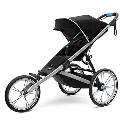 Thule® Glide 2 Jogging Stroller in Jet Black
