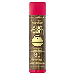 Sun Bum® .15oz. Sunscreen Lip Balm SPF 30 in Watermelon