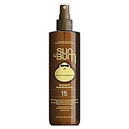 Sun Bum® 9 fl. oz. Dark Tanning Oil with Broad Spectrum SPF 15