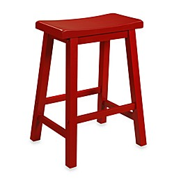 Incredible Red Wood Stools Bed Bath Beyond Cjindustries Chair Design For Home Cjindustriesco
