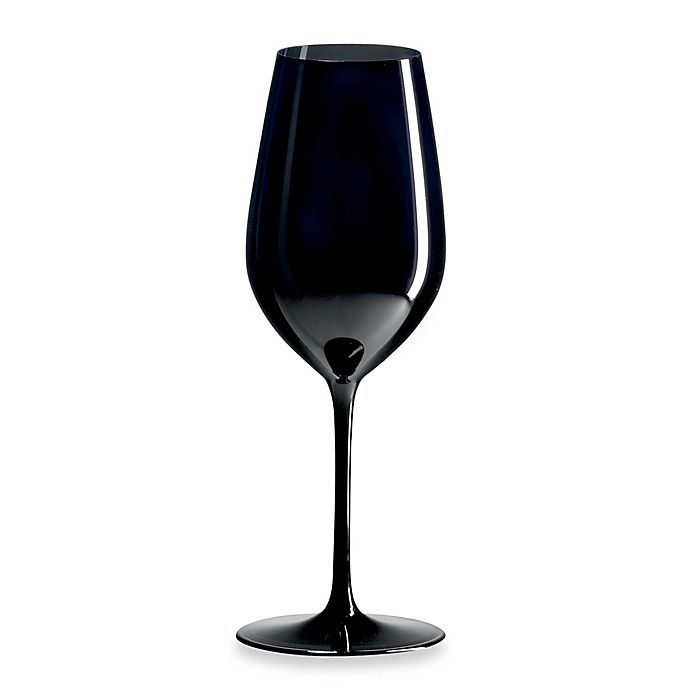 Alternate image 1 for Ravenscroft® R. Croft Double Blind Black Tasting Glasses (Set of 4)