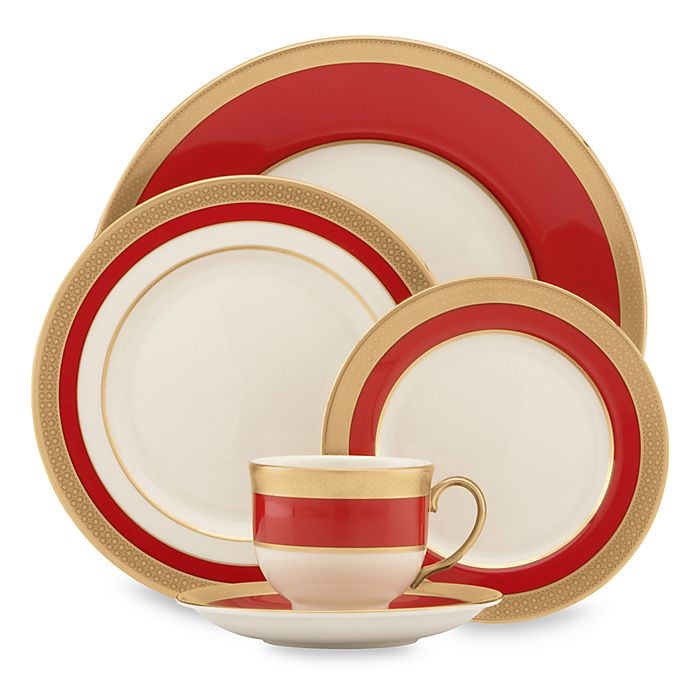 Alternate image 1 for Lenox® Embassy™ Dinnerware Collection