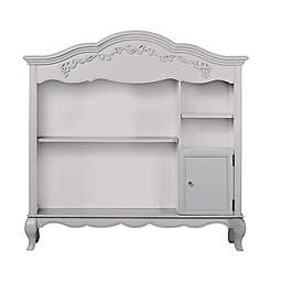 Aurora Bookcase in Akoya Grey Pearl