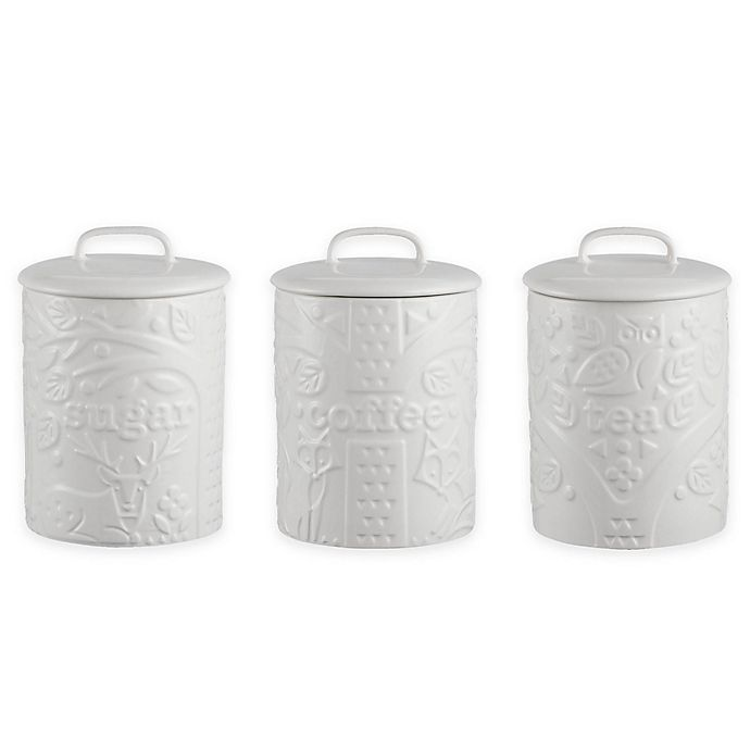 Alternate image 1 for Mason Cash® In the Forest Jar Collection