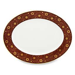 L by Lenox® Floral Majesty 13-Inch Serving Platter