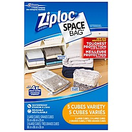 Ziploc® Space Bag® 5-Piece Canada Set