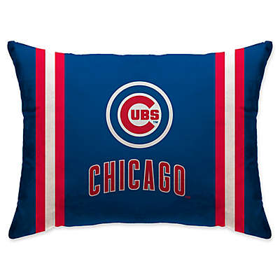MLB Chicago Cubs Bed Pillow