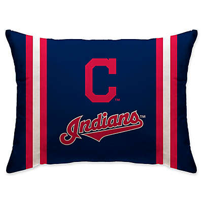 MLB Cleveland Indians Bed Pillow