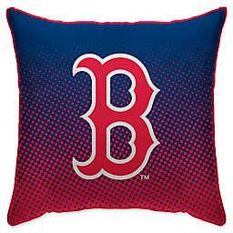 MLB Boston Red Sox Dots Throw Pillow