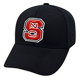 North Carolina State University Premium Memory Fit™ 1Fit™ Hat in Black