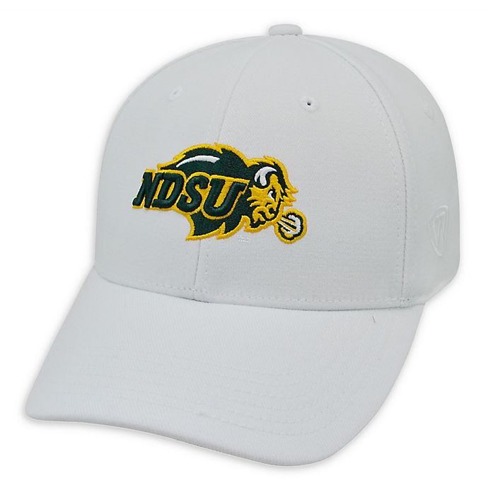 Alternate image 1 for North Dakota State University Premium Memory Fit™ 1Fit™ Hat in White