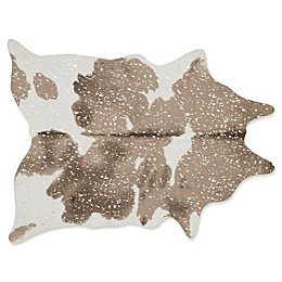 Loloi Rugs Bryce Area Rug in Taupe/Champagne