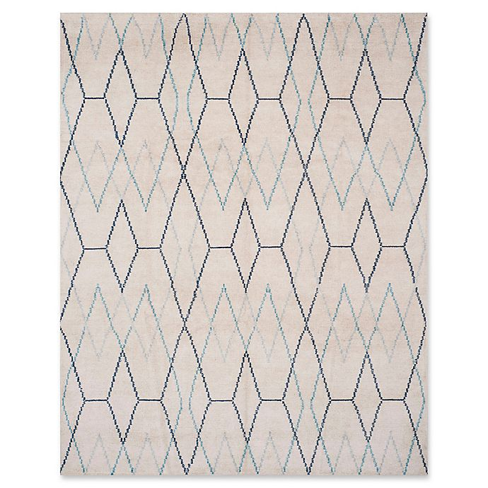 Alternate image 1 for Safavieh Nicole Geometric 8' x 10' Area Rug in Ivory
