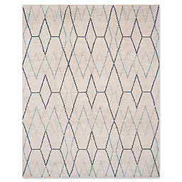 Safavieh Nicole Geometric 8' x 10' Area Rug in Ivory